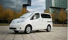 nissan e nv200 electric gets longer range battery