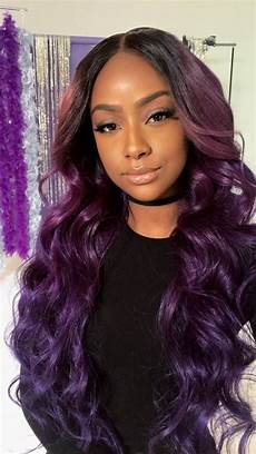 2018 winter hair color ideas for black the style