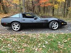 car maintenance manuals 1992 chevrolet corvette engine control buy used 1992 black lt1 6 speed manual corvette 40k miles mint zr1 wheels in highland mills new