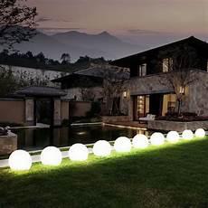Led Beleuchtung Garten - 3er set led solar len steck au 223 en leuchten garten