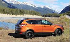 2017 Ford Escape Engine Options