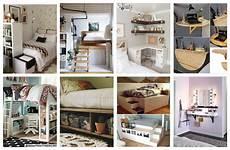 schlafzimmer multifunktional und platzsparend einrichten