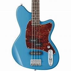 Ibanez Tmb100 4 String Electric Bass Guitar Soda Blue Ebay