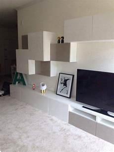 Ikea Wandregal Besta Amilton