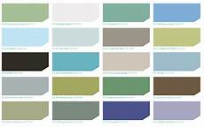 sherwin williams coastal cool color palette every color