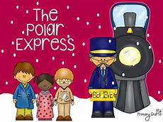 Polar Expres Clipart primary graffiti the polar express a book companion