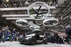 Porsche Could Make Flying Cars To Compete Against Air