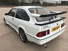 First Ford Sierra Cosworth RS500 Ever Made To Be Auctioned
