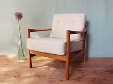 Vintage Sessel Sessel 60er Skandinavisches Design