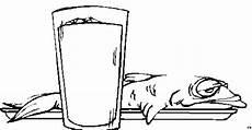Gratis Malvorlagen Glas Glas Und Fisch Ausmalbild Malvorlage Nordisch