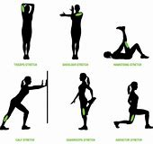 Image result for Static Stretching