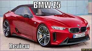 BMW Z5  New 2019 Specs And Review Interior