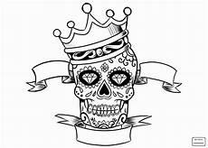 Ausmalbilder Erwachsene Totenkopf Skull Coloring Pages For Adults Best Coloring Pages For