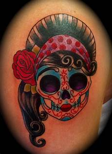 afrenchieforyourthoughts skulls tattoos have meaning