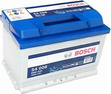 autobatterie bosch silver s4008 12v 74ah 680a 0092s40080