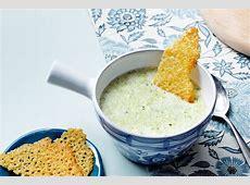keto   low carb cream of broccoli soup image