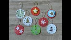 Bastelideen Mit Kindern - basteln mit kindern weihnachtskugeln