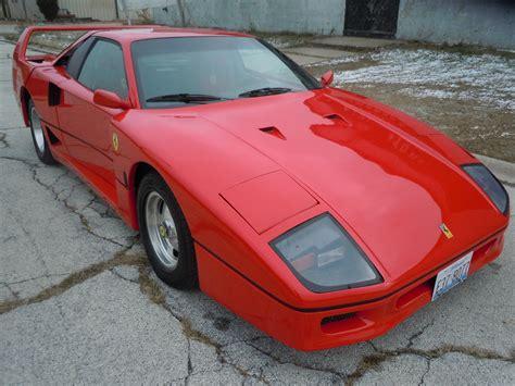 Ferrari F40 Replica Kit
