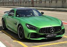 beast of the green hell driving the mercedes amg gt r
