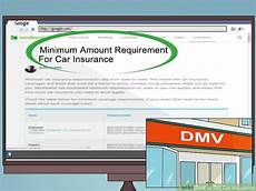 how to get car insurance with pictures wikihow