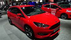 2017 Ford Focus St Line Fox Clipper Exterior And