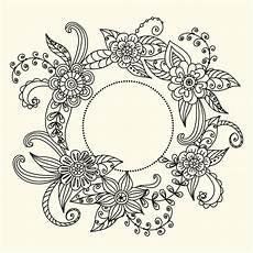 Xenia Malvorlagen B Karte Oder Einladung Mit V 246 Geln Und Blumen Stockvektor