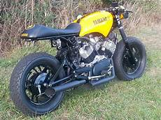 Yamaha Cafe Racer Stock great looking xv920 virago cafe project using almost all