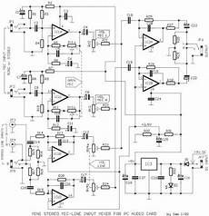 Wiring Diagram Info Mixer Line Mic Stereo Schematic Diagram