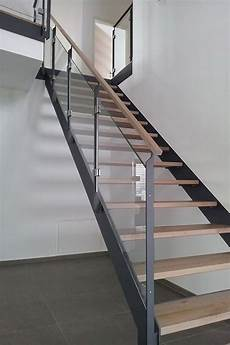 handlauf treppe holz stahl holz treppe trepgo 174 decor house