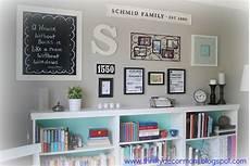 thrifty decor mom house tour wall color valspar frappe soft gray used throughout home