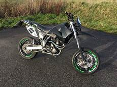 Ktm 640 Lc4 Supermoto Akrapovic Exhaust In Aberdeen