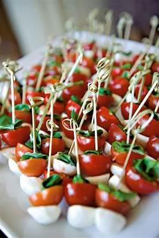 Easy Wedding Appetizer Ideas