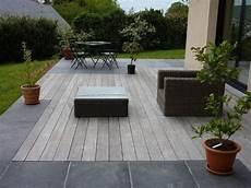 Amenagement Terrasse Jardin Nous Proposons Des Dallages De Naturelle Et Des