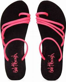 flip flop online shop sole threads olivia women flip flops buy blk pink color