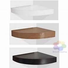 mensole angolari legno mensola ad angolo cm 30x30x3 8 bianco nero rovere legno