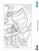 63 Barbie A Fashion Fairytale Coloring Pages