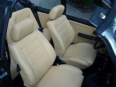 vw golf cabrio rabbit cabriolet convertible seat covers 85