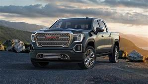 2019 GMC Sierra A New Diesel Option And Better Pickup