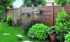 Brise Vue Pour Jardin Tutoriel Comment Poser Une Palissade En Bois Jardin