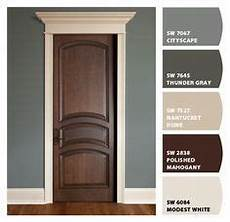 paint colors for mahogany trim paint colors from chip it by sherwin williams door polished mahogany painting modern