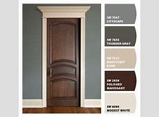 Paint colors from Chip It! by Sherwin Williams ( door