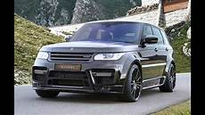 dia show tuning mansory design bodykit range rover sport
