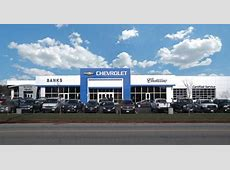 Banks Chevrolet Cadillac Buick GMC car dealership in