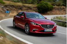 New Mazda 6 Sport Nav 2016 Review Auto Express