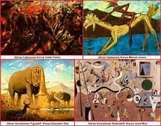 Contoh Lukisan Aliran Surealisme Dan Keterangannya