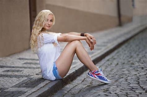 Blonde Teen Hairy