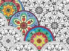 Faber Castell Ausmalbilder Kinder Coloriage Pour Adultes Mandala