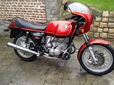 occasion moto bmw bmw r100 s de 1980 d occasion motos anciennes de collection allemande motos vendues