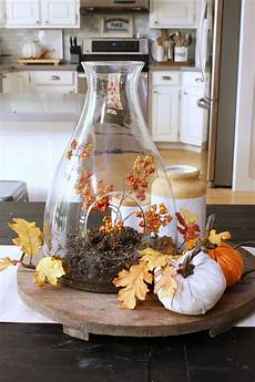 Fall Home Decorating fall home decor ideas fall home tours clean and scentsible