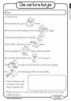 worksheet 1 worksheets afrikaans grade 4 1st grade